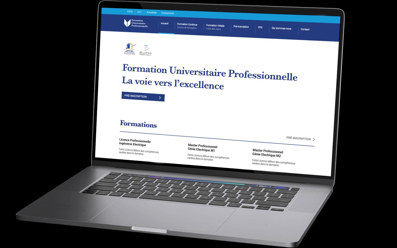 création site web dynamique