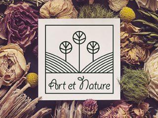 Identité de marque Art et Nature
