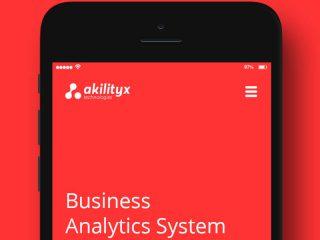 Akilityx - Identité & Site web