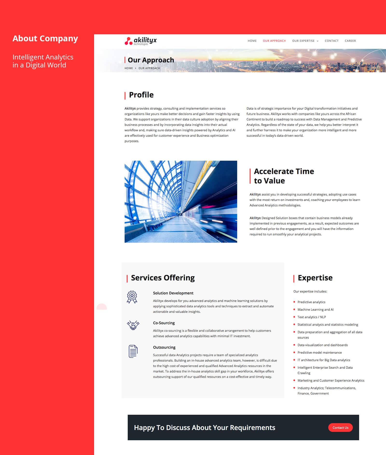 identité visuelle analytique Akilityx – Identité & Site web akili11
