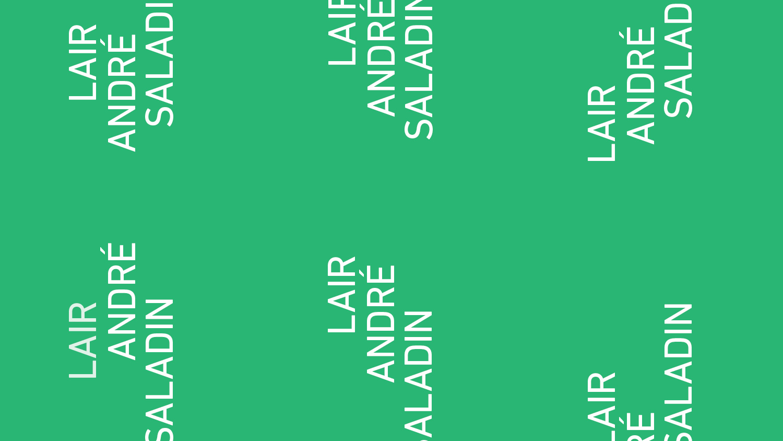 Raviver l'essence Lair Andre   Saladin5
